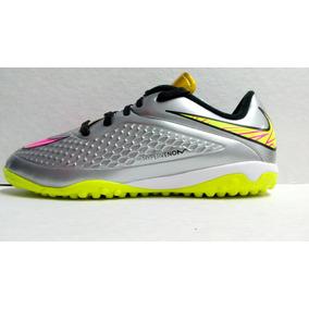 Tenis De Sala Nike Hypervenom Phelon Astro Turf 0e2e5f60cb996
