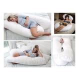 Almohada Para Embarazo Y Lactanciaestampados(1.50x75cms