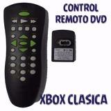 Control Remoto Dvd Xbox Clasico Generico Nuevo