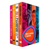 Kit Meu Samba É Assim 4 Volumes - Acompanha 2 Porta