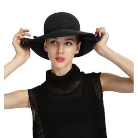 Sombrero Pava Para Sol Accesorio De Vacaciones Moda - Sombreros ... fd18da23c30