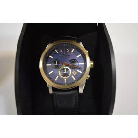 bba614c97cf1 Reloj Ax Dorado - Reloj Armani en Mercado Libre México