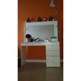 Mueble Tocador Con Espejo
