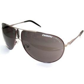 Óculos De Sol   Carrera Gipsy Prata E Marrom   Última Peça 8f05246b2e
