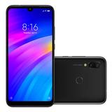 Smartphone Xaiomi Redmi 7 Tela 62 4g Preto Novo