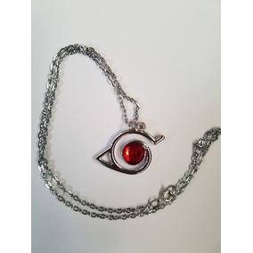 Anime Collar Naruto Piedra Roja, Importado De Usa