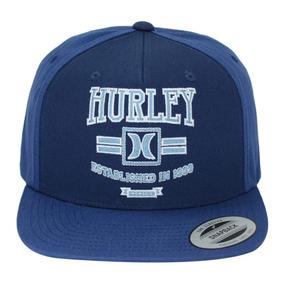 Boné - Bonés Hurley para Masculino em Goiás no Mercado Livre Brasil 79d30621679