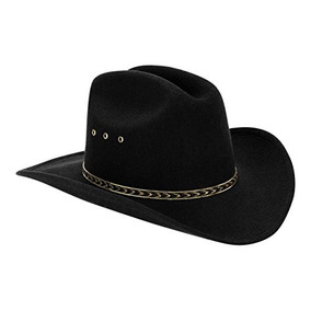 Sombrero Vaquero Negro - Sombreros en Mercado Libre Colombia ffc4b7e5111