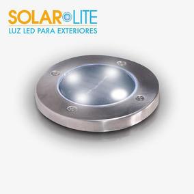 Lamparas Inalambricas Solar Lite Cv Directo Exterior 8pzas