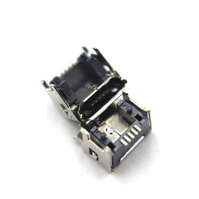 Conector Micro Usb Caixa Som Flip 3 Jbl Original