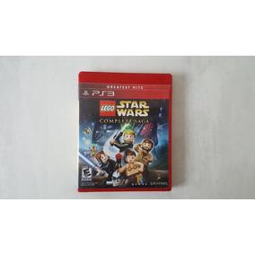 Lego Star Wars The Complete Saga - Ps3 - Original