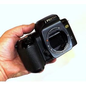 Câmera Pentax Pz-70 Analógica 35mm C/ Defeito