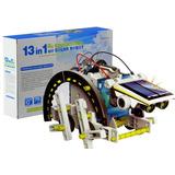 Kit De Robotica Solar 13 En 1 Educativo Creativo Ciencia