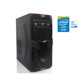 Servidor Torre Intel Centrium Sc-t1200 Quad Core Xeon 1220v