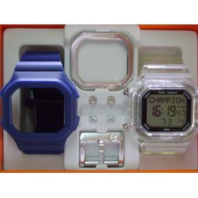 1af2bc1be70 Pulseira Champion Yot Azul - Joias e Relógios no Mercado Livre Brasil
