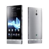 Smartphone Sony Xperia P L22i Prata 4