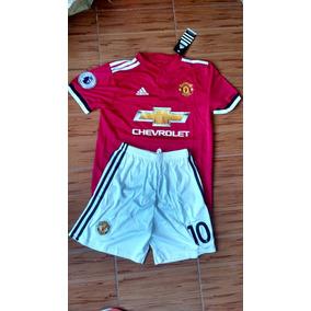 Kit De Niños Manchester United 10 Ibrahimovicd