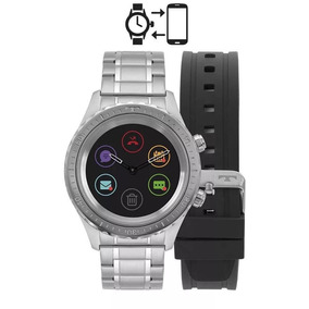 Relógio Smartwatch Technos Connect Duo Masculino P01aa/1p