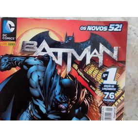 Gibi Batman Novos 52 N° 1