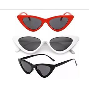 Oculos De Sol Retro Gatinho Feminino - Óculos no Mercado Livre Brasil e05a0b9ec4