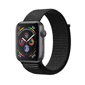 Relogio Apple Watch Serie 4 44mm Space Black