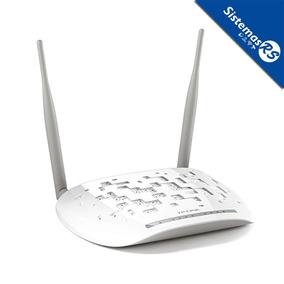 Modem Router Tplink Adsl2+ 8961n 300mbps