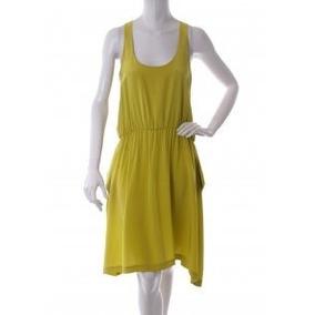 Vestido Color Mostaza Hakoon