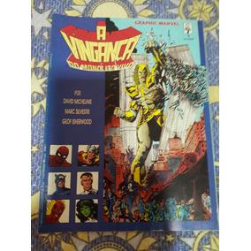 Graphic Marvel Nr 3 A Vingança Do Monolito Vivo