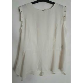 Blusa Blanca H&m