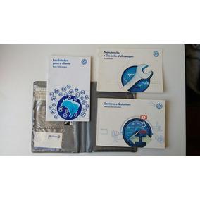 Manual Do Proprietário Original Santana E Quantum C Livretos