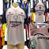 Camisa Palmeiras - Treino - Reebok - Parmalat - M