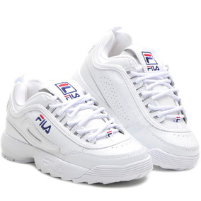 Tênis Fila Sneaker Disruptor Unissex Sale Compre Já O Seu