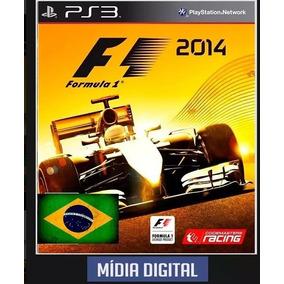Ps3 F1 2014 Dublado Português Mídia Digital Envio Agora !!!!