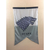 Estandarte Game Of Thrones Casa Stark