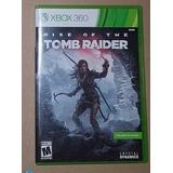 Rise Of The Tomb Raider Xbox360 Oferta Hasta El Viernes