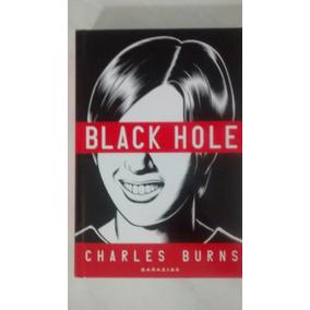 Black Hole Capa Dura Da Editora Darkside