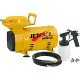Compressor Pintura Ar Direto Jet Fácil + Kit Schulz