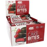 Barras Proteicas Optimum Cakes Bites X 12 Unidades Adn
