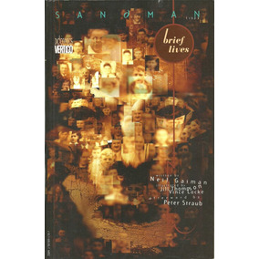 The Sandman - Brief Lives - Importada - 1994 - Vertigo