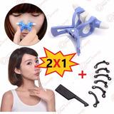 Corrector Nasal Silicona 3d + Corrector Nose Up