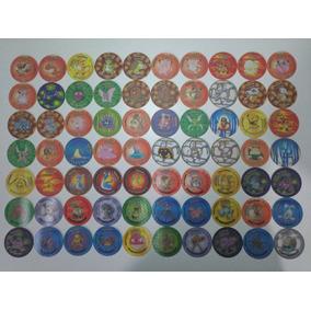 Coleção Completa Tazos Evolutazos Pokémon