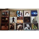 Cd Originales Variados Musica En Ingles Cantantes 1980-2011