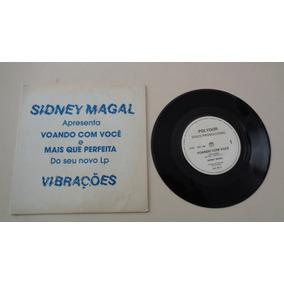 Disco Compacto Simples- Sidney Magal-voando Com Voce