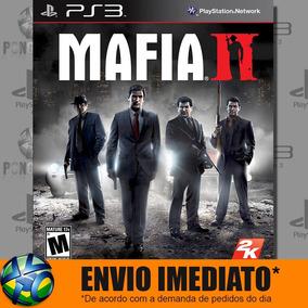 Ps3 Mafia 2 Promoção Psn Envio Imediato