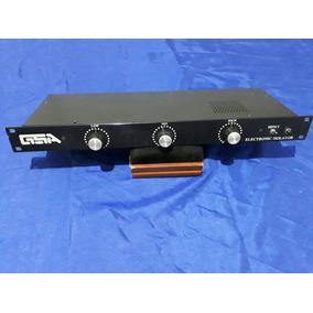 Equalizador Isolator Gsa 3001 Bozak Rane Urei Djm Mk2