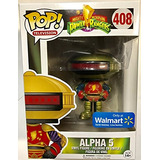 Funko Pop Mighty Morphin Power Rangers Alpha 5 Exclusivo Vin