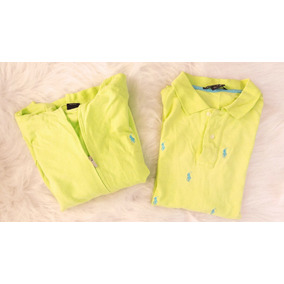 5c600f1c34293 Conj Casaco + Camisa Polo Ralph Lauren   Manchado   Tam G