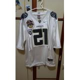 Camisa De Futebol Americano Ncaa Oregon Ducks