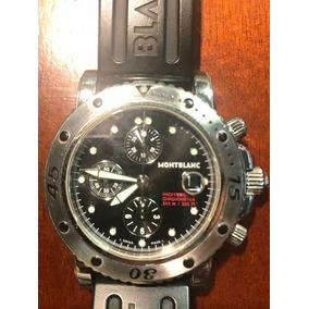 a2cf4ee068e Relogio Montblanc Relogios Antigos Colecao - Relógios no Mercado ...