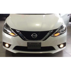 Halogenos Para Nissan Sentra 2016-2019